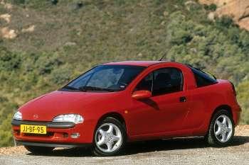 Opel Tigra A 1994 - 2001 Coupe #5