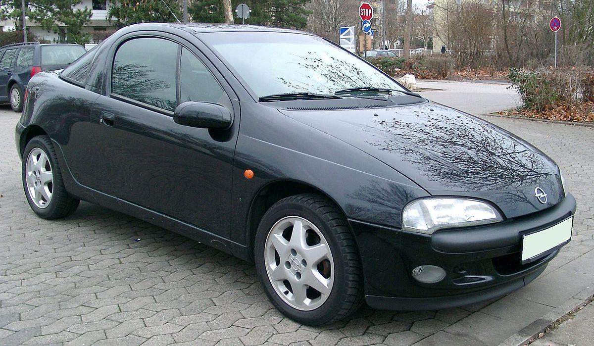 Opel Tigra A 1994 - 2001 Coupe #6