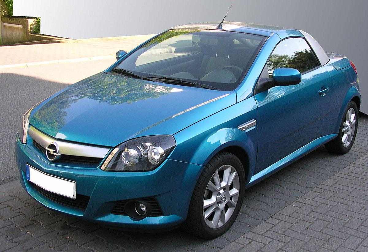 Opel Tigra A 1994 - 2001 Coupe #7