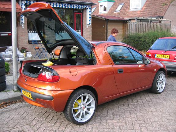 Opel Tigra A 1994 - 2001 Coupe #3