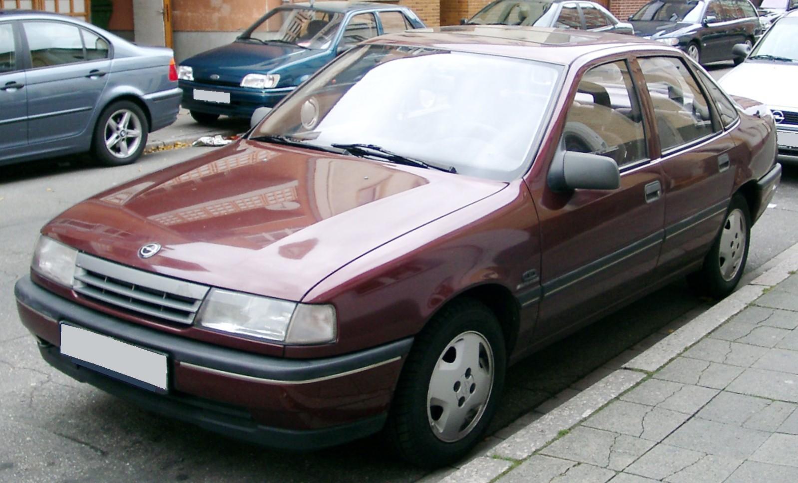 Opel Vectra A 1988 - 1995 Hatchback 5 door #4