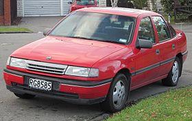 Opel Vectra A 1988 - 1995 Hatchback 5 door #8
