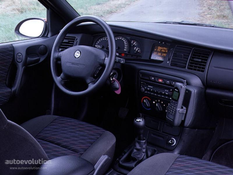 Vauxhall Vectra B 1995 - 2003 Sedan #8