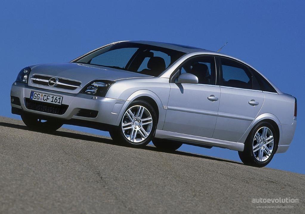 Opel Vectra C Restyling 2005 - 2008 Sedan #5