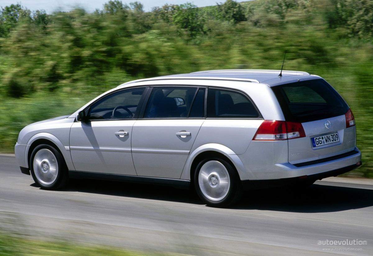 Opel Vectra OPC C Restyling 2005 - 2008 Station wagon 5 door #1