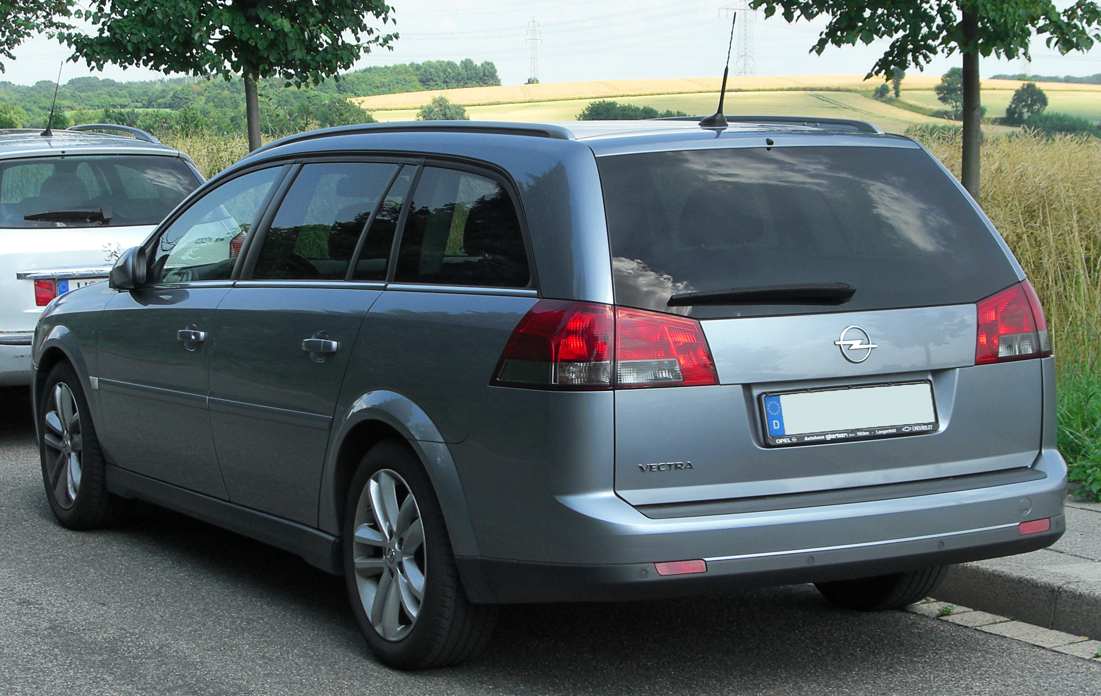 Opel Vectra OPC C Restyling 2005 - 2008 Station wagon 5 door #2