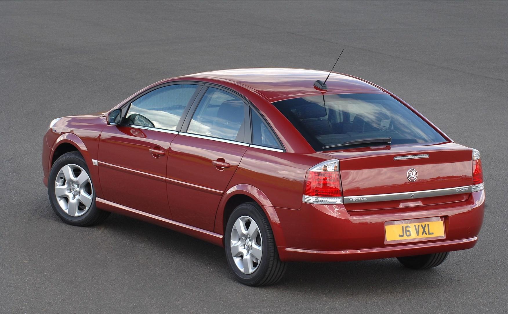 Vauxhall Vectra C 2002 - 2009 Sedan #1