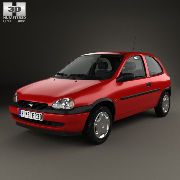 Opel Vita B 1995 - 2000 Hatchback 3 door #6