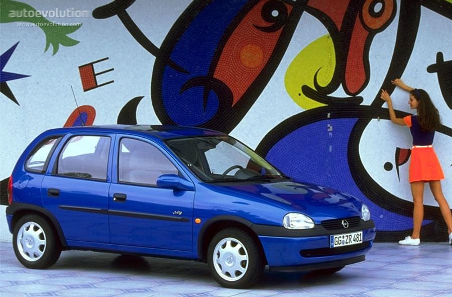 Opel Vita B 1995 - 2000 Hatchback 3 door #3