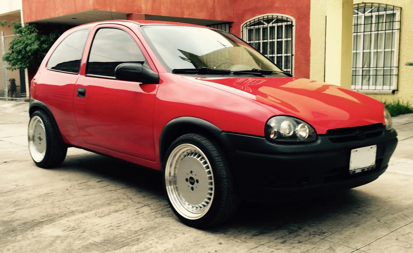 Opel Vita B 1995 - 2000 Hatchback 3 door #4