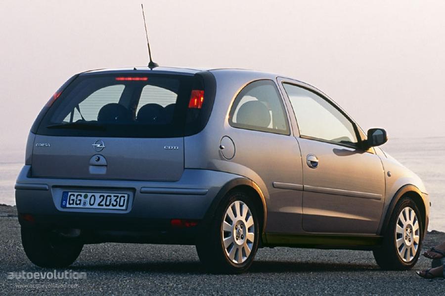 Opel Vita C 2000 - 2004 Hatchback 3 door #1
