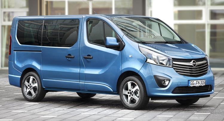 Opel Vivaro B 2014 - now Minivan #4