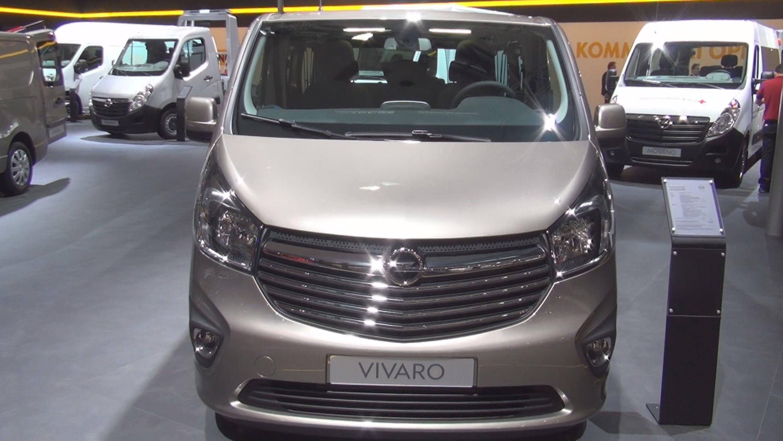 Opel Vivaro B 2014 - now Minivan #7