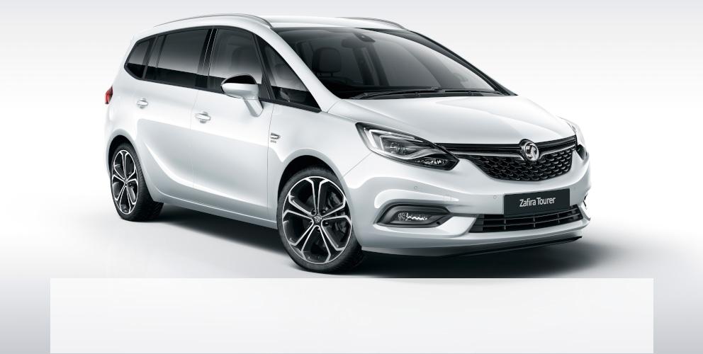 Opel Zafira C Restyling 2016 - now Minivan #1
