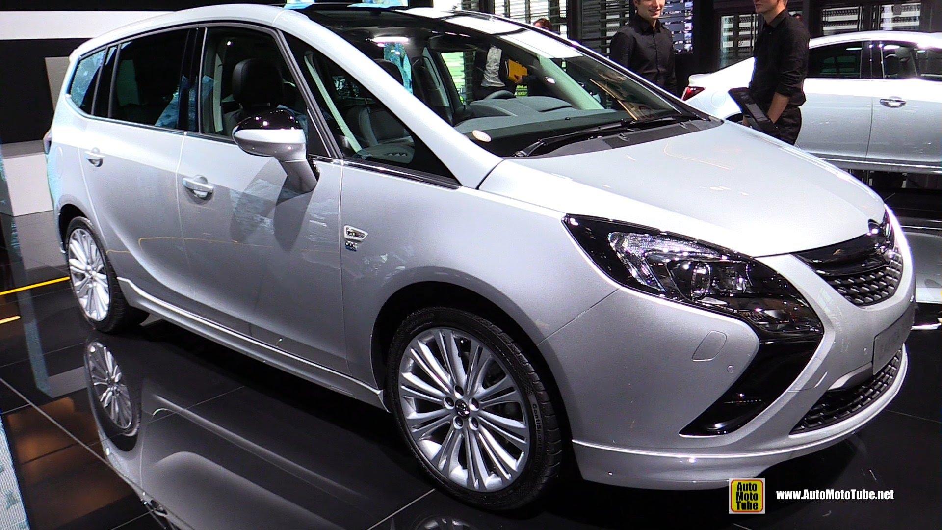 Opel Zafira C Restyling 2016 - now Minivan #3
