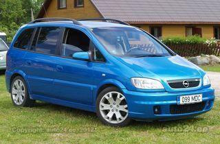 Opel Zafira OPC A 2001 - 2003 Compact MPV #4