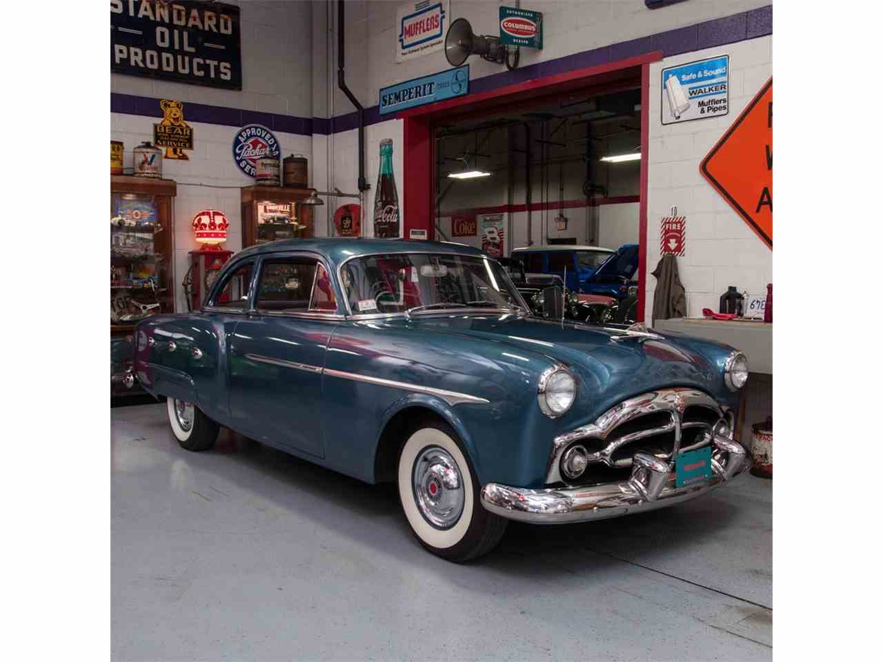 Packard 200뢒 I 1951 - 1952 Sedan #4