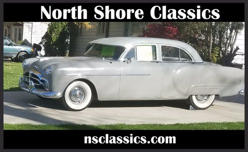 Packard 200뢒 I 1951 - 1952 Sedan #5