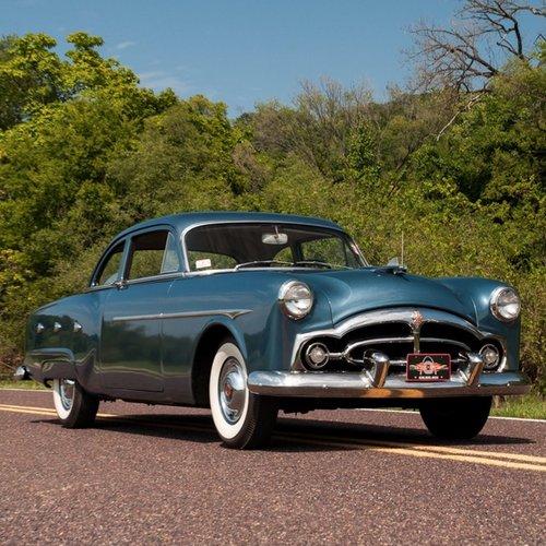 Packard 200뢒 I 1951 - 1952 Sedan #3