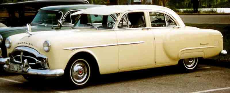 Packard 200뢒 I 1951 - 1952 Sedan #8