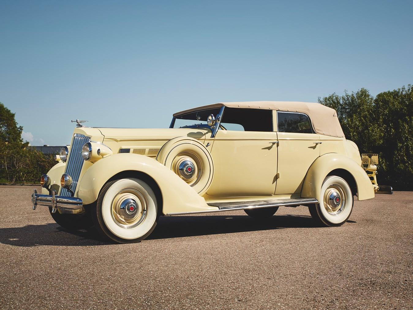 Packard One-Twenty 1935 - 1941 Sedan #3