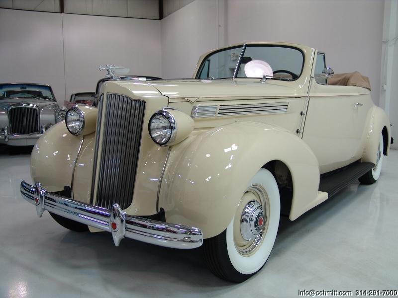 Packard One-Twenty 1935 - 1941 Sedan #8