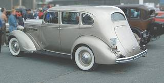 Packard One-Twenty 1935 - 1941 Sedan #1