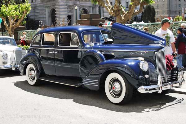 Packard One-Twenty 1935 - 1941 Sedan #7