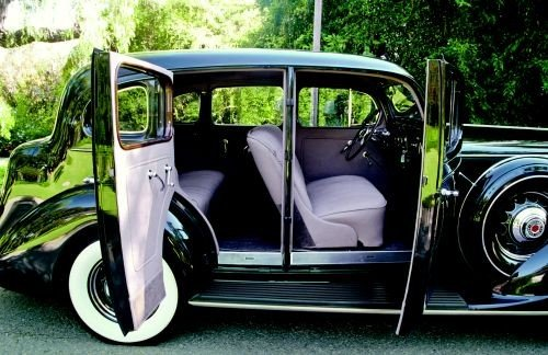 Packard One-Twenty 1935 - 1941 Sedan #6