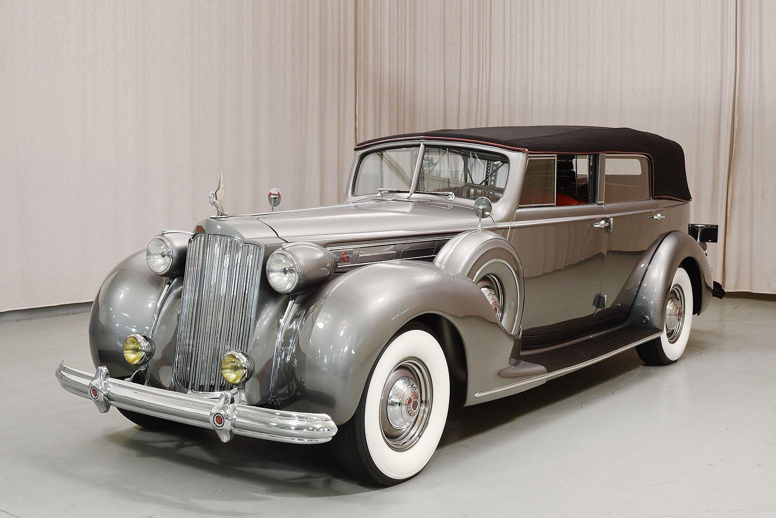 Packard Twelve 1932 - 1939 Cabriolet #4