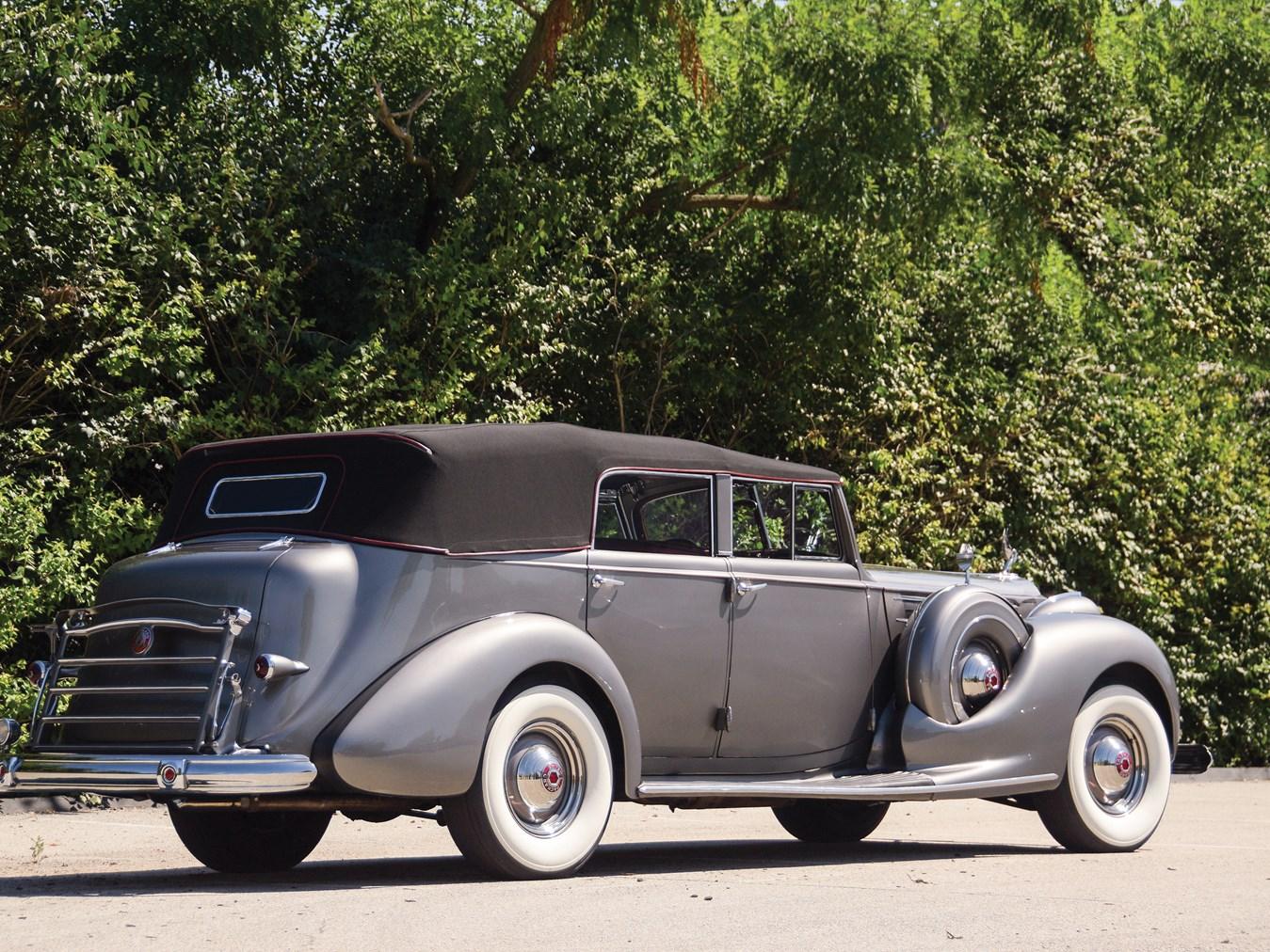 Packard Twelve 1932 - 1939 Cabriolet #2