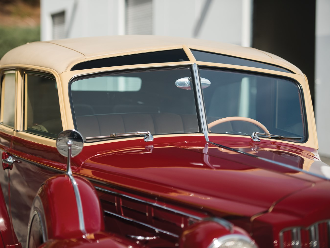 Packard Twelve 1932 - 1939 Cabriolet #3