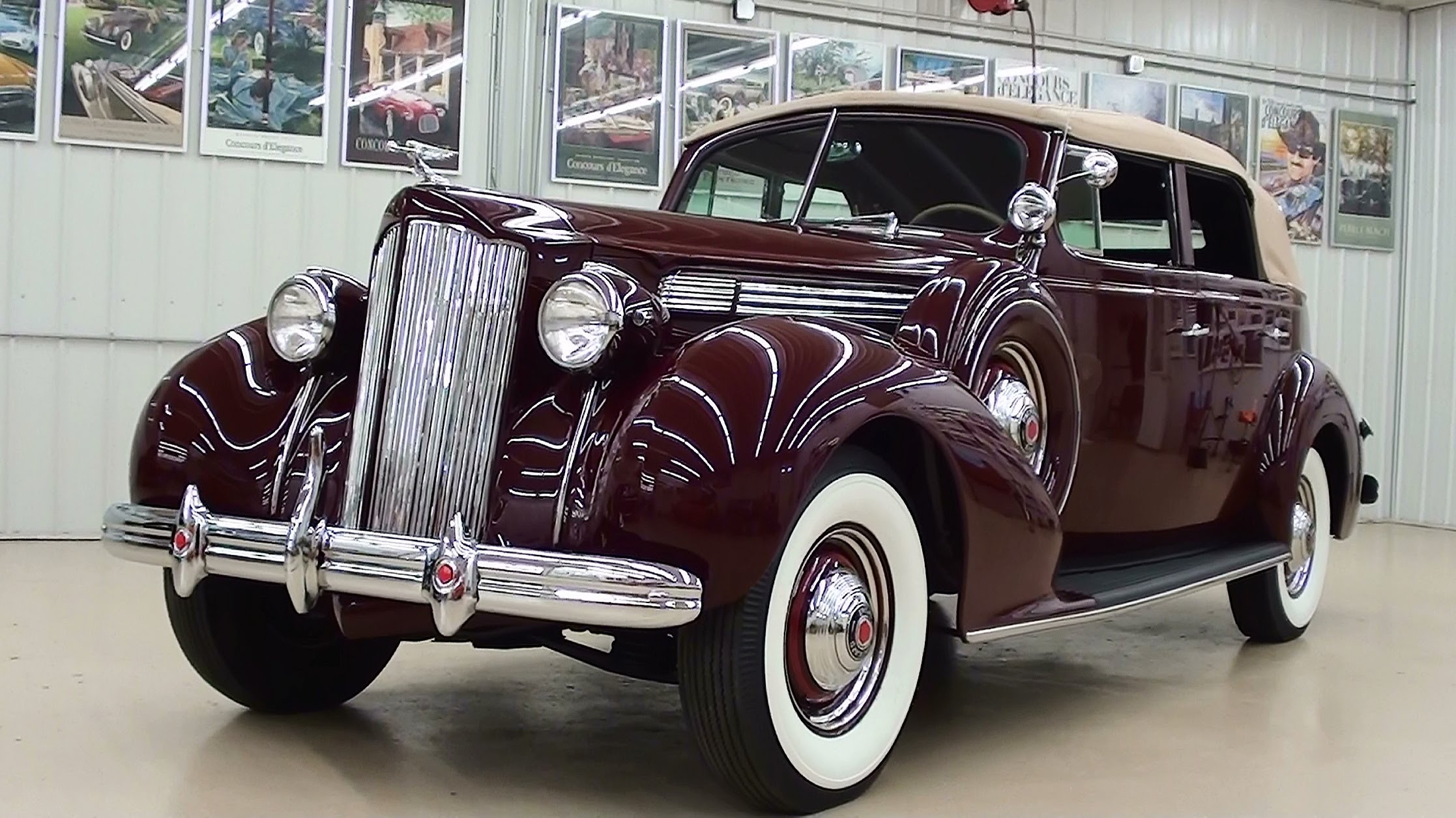 Packard Twelve 1932 - 1939 Cabriolet #7