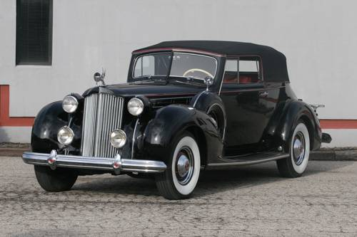 Packard Twelve 1932 - 1939 Cabriolet #5