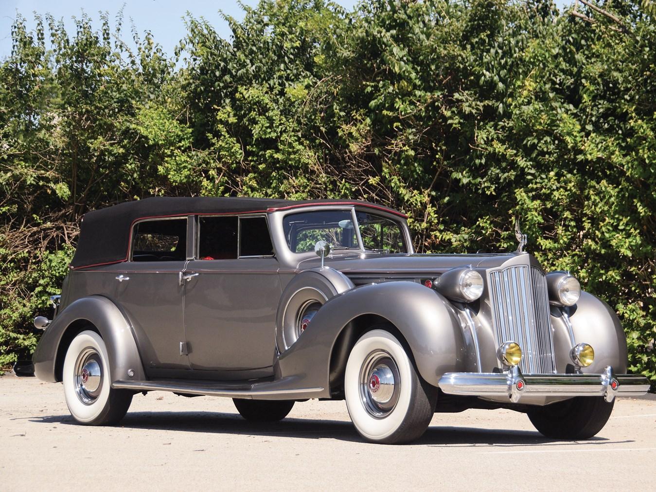 Packard Twelve 1932 - 1939 Cabriolet #6