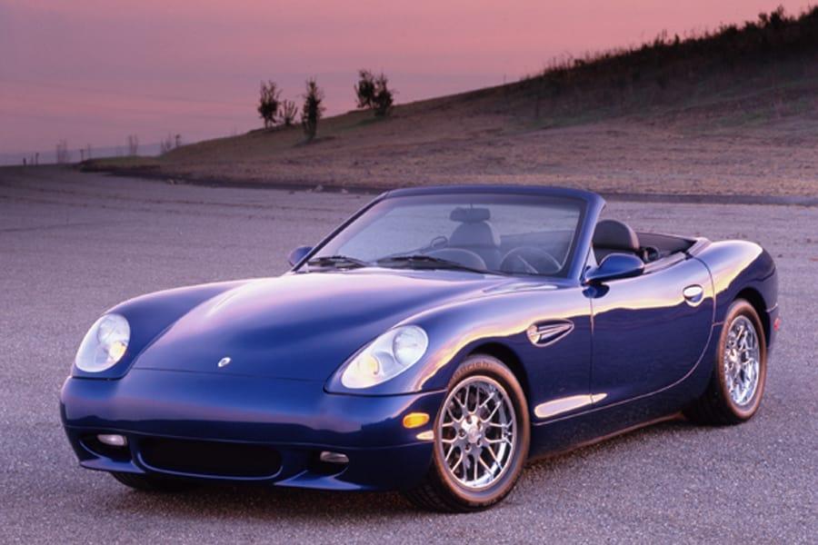 Panoz Esperante 2000 - now Roadster #3