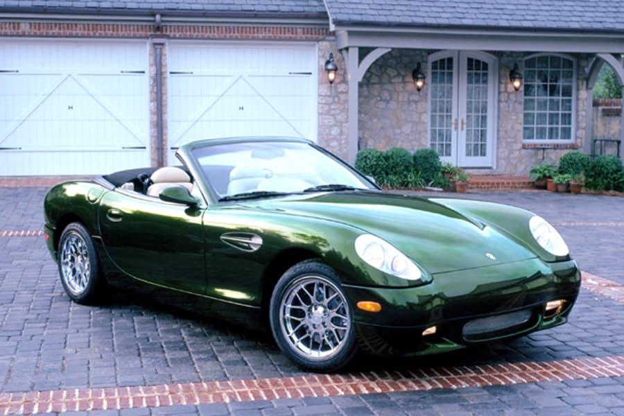 Panoz Esperante 2000 - now Roadster #5