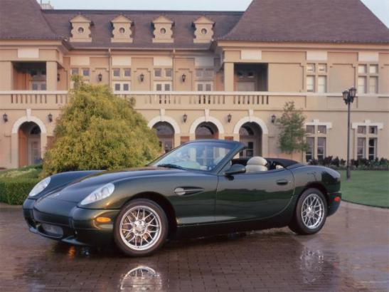 Panoz Esperante 2000 - now Roadster #8