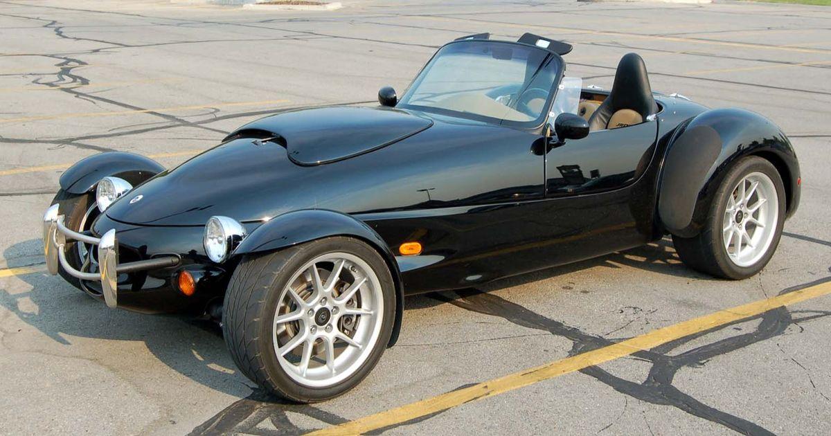 Panoz Roadster 1992 - 1999 Roadster #6