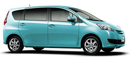 Toyota Passo Sette 2008 - 2012 Compact MPV #6