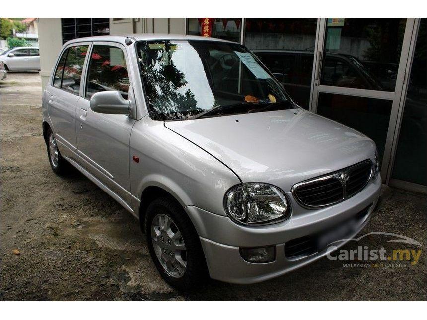 Perodua Kelisa 2001 - 2007 Hatchback 5 door #1