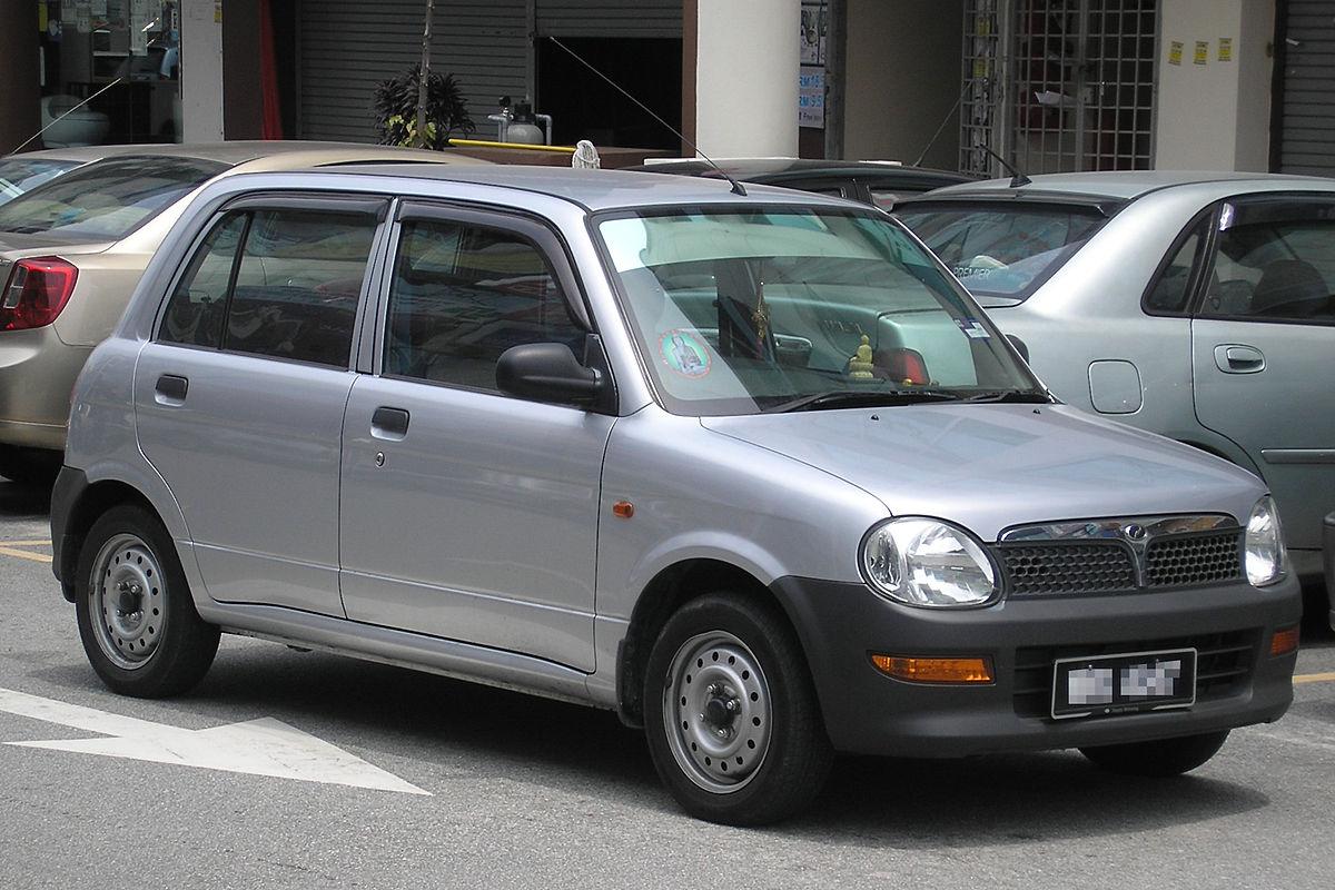 Perodua Kelisa 2001 - 2007 Hatchback 5 door #7
