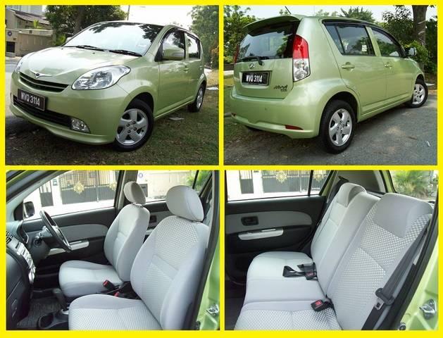 Perodua MyVi 2005 - now Hatchback 5 door #4