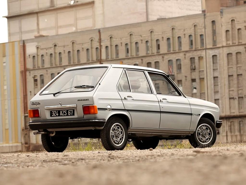 Peugeot 104 1972 - 1988 Hatchback 3 door #3