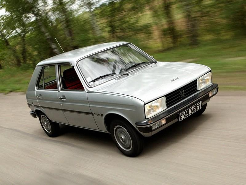 Peugeot 104 1972 - 1988 Hatchback 3 door #4