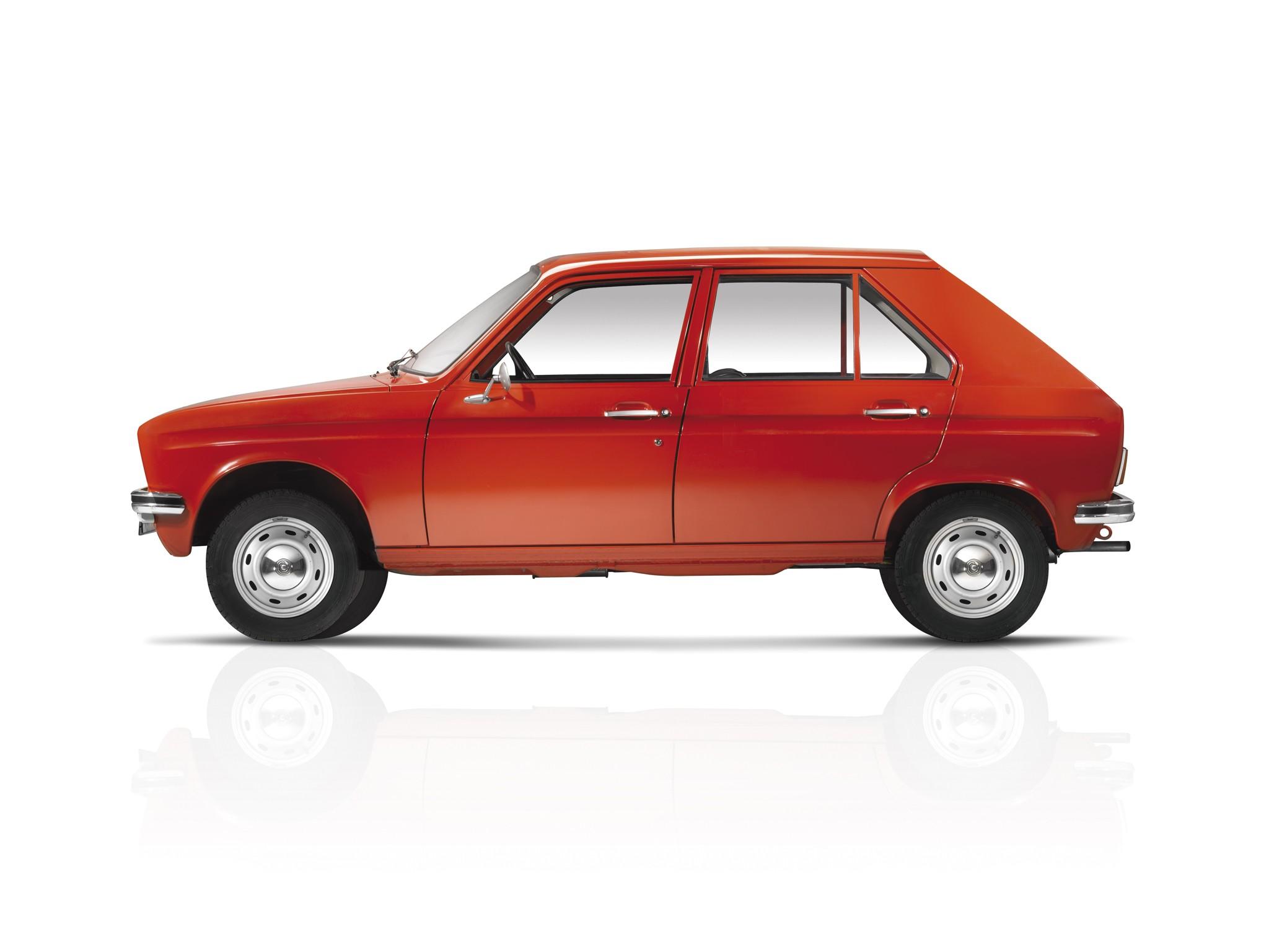 Peugeot 104 1972 - 1988 Hatchback 3 door #1