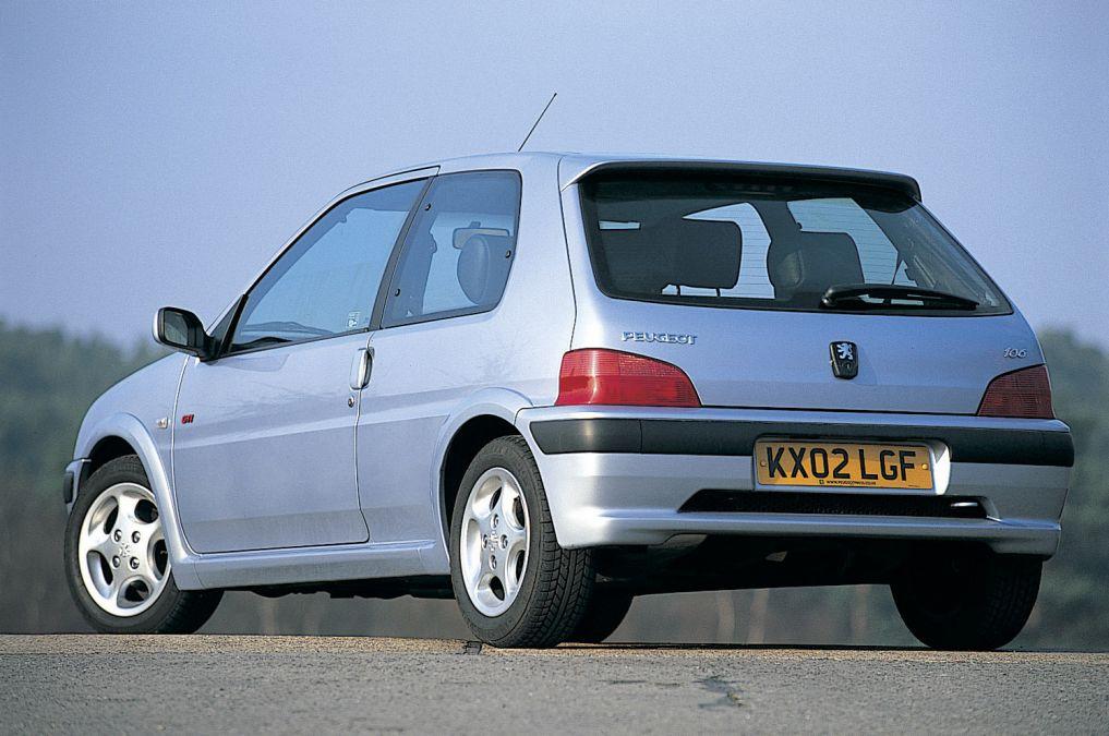 Peugeot 106 I 1991 - 1996 Hatchback 3 door #3
