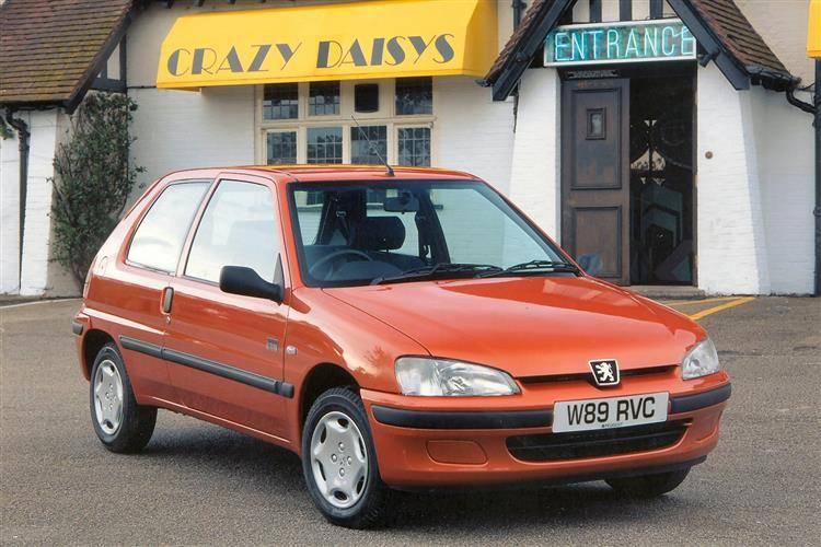 Peugeot 106 I 1991 - 1996 Hatchback 5 door #2