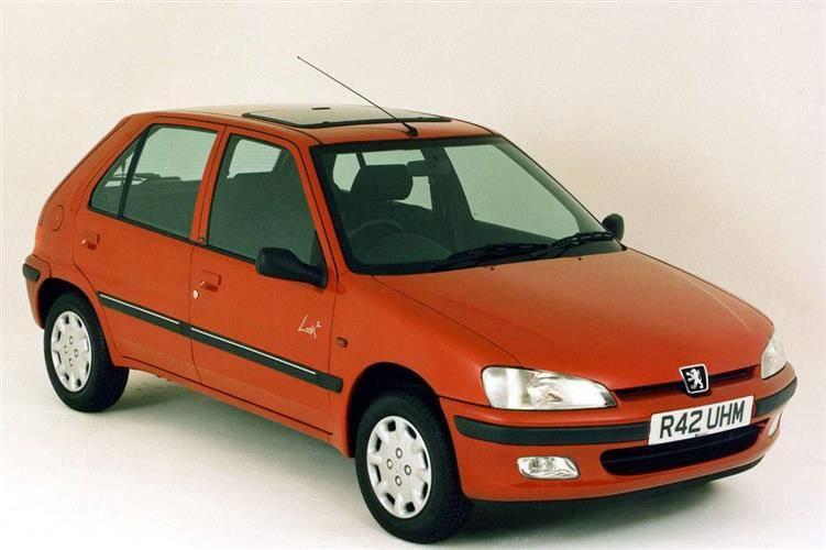 Peugeot 106 I 1991 - 1996 Hatchback 5 door #7