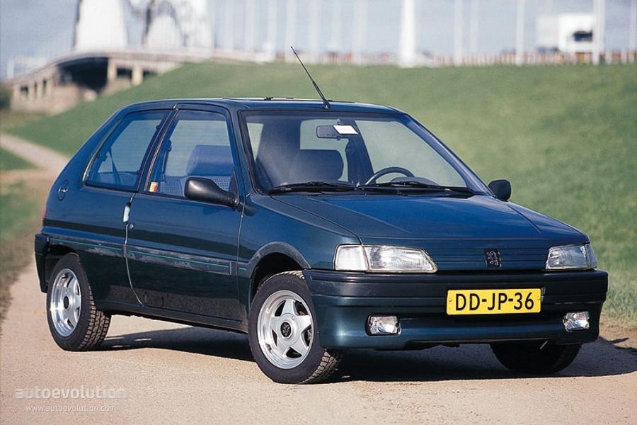 Peugeot 106 I 1991 - 1996 Hatchback 5 door #4
